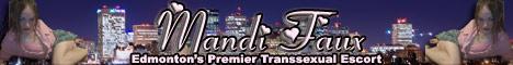TS Mandi Faux - Edmonton Transsexual Escort
